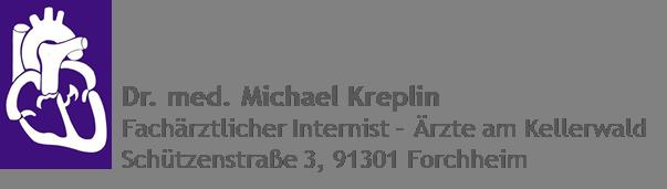Dr. med. Michael Kreplin Logo